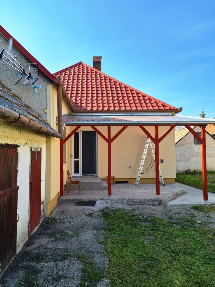 Búč - dom po kompletnej rekonštrukcii AJ NA SPLÁTKY