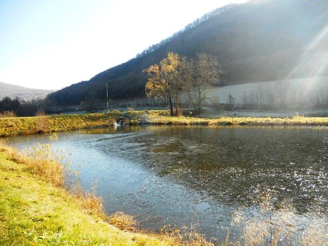 Jelšava - rybníky v krásnom prostredí na predaj