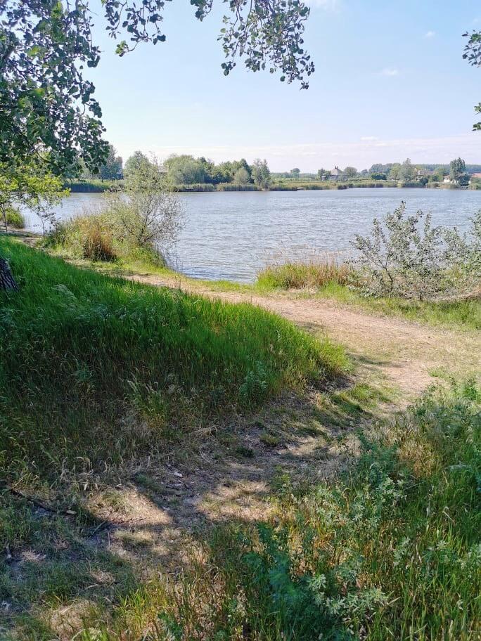 Klížska Nemá - pozemok pri jazere
