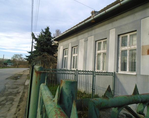 Dom v obci Komoča na predaj