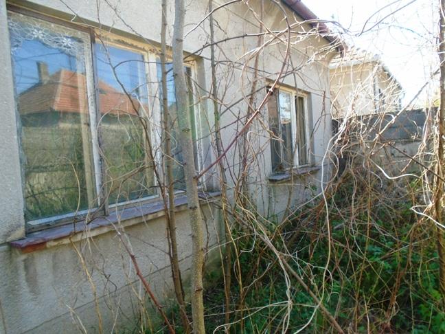 Moča - dom a pozemok na predaj
