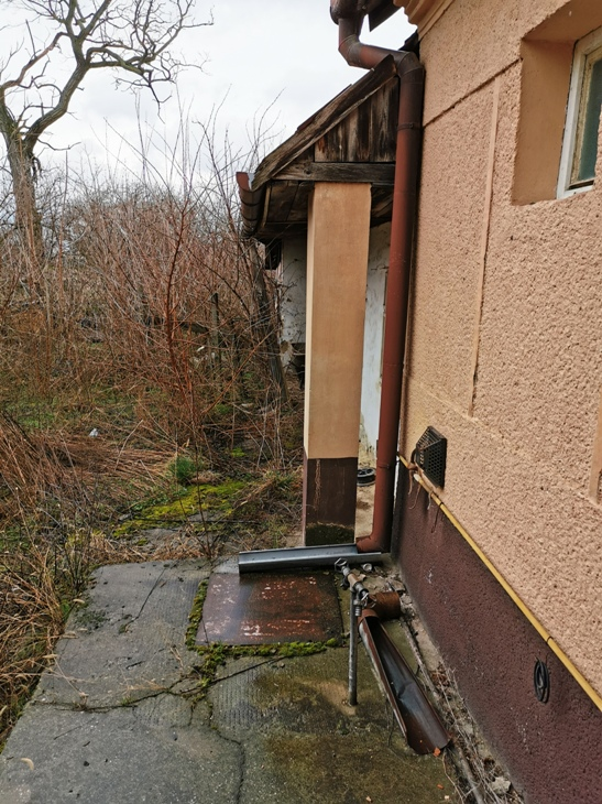 NA SPLÁTKY - Búč - rodinný dom v pôvodnom stave na predaj
