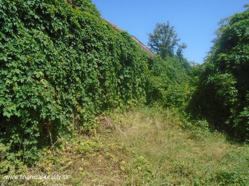 Stavebné pozemky na predaj v obci Sap
